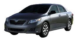 2010 Toyota Corolla 4dr Sdn