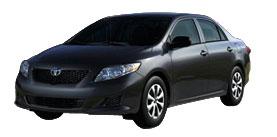 2010 Toyota Corolla S 4D Sedan