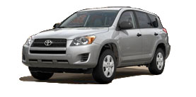 2010 Toyota RAV4 4D Sport Utility