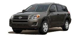 2010 Toyota RAV4 FWD 4dr 4-cyl 4-Spd AT Ltd