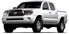 2010 Toyota Tacoma DOUBCAB