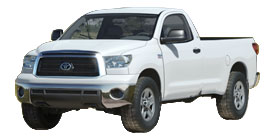 Toyota Tundra Regular Cab 4x4 5.7L V8 FFV Long Bed Grade