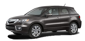 Acura RDX 2.3 L4 Turbo Automatic SH-AWD