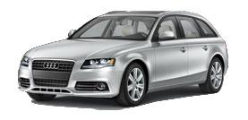 Audi A4 Avant 2.0T quattro Auto Tiptronic