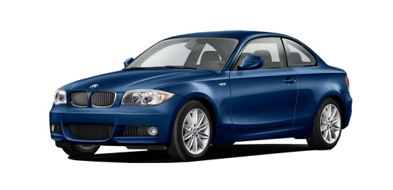 BMW 1 Series Coupe SULEV 128i