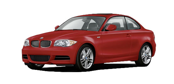 BMW 1 Series Coupe 135i