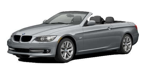 BMW 3 Series 2dr Conv 335i