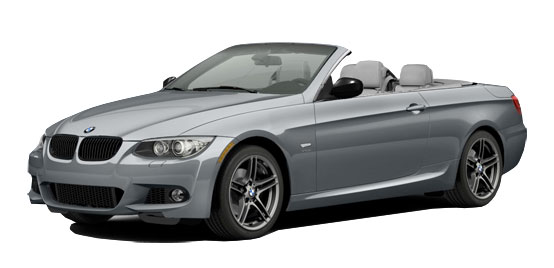 BMW 3 Series Convertible 335is