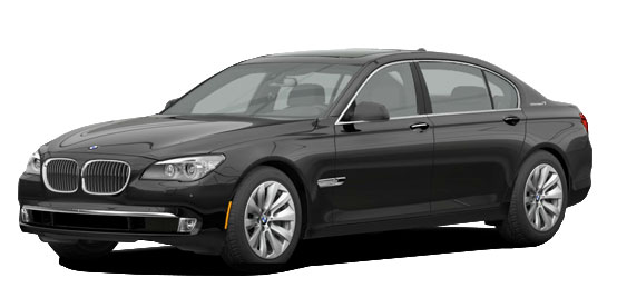 BMW 7 Series Active Hybrid 750Li