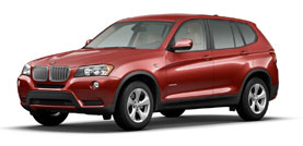 BMW X3 Series xDrive28i