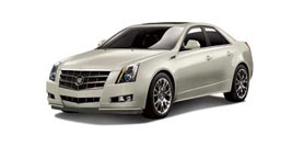 Cadillac Cts Luxury Collection 3.0l Awd 1sd