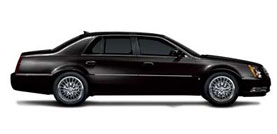 Cadillac DTS Platinum Collection 1SE
