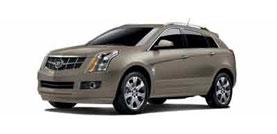 Cadillac Srx Fwd Luxury