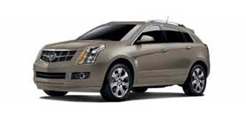 Cadillac Srx Awd Luxury