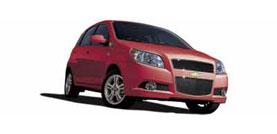 2011 Chevrolet Aveo 2LT