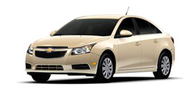Used 2011 Chevrolet Cruze 1FL