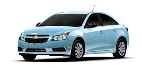 Chevrolet Cruze 4dr Sdn LT w/1LT