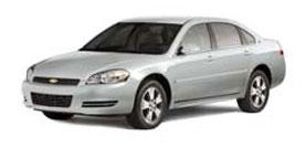 2011 Chevrolet Impala LT 4D Sedan