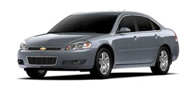 2011 Chevrolet Impala LT Sedan 4D