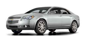 2011 Chevrolet Malibu LS Sedan 4D