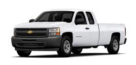 Chevrolet Silverado 1500 Extended Cab Standard Box WT