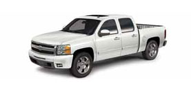 Chevrolet Silverado 2500 HD Crew Cab Long Box LT
