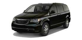 2011 Chrysler Town and Country Touring 4D Passenger Van