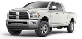 """Dodge 2500 Ram Mega Cab 6'4"""" Box Laramie"""