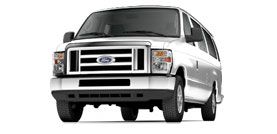 Ford E-Series Van Super-Duty Extended Commercial E-350
