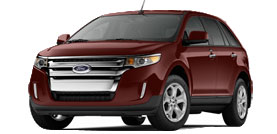 2011 Ford Edge SEL Sport Utility 4D