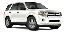 2011 Ford Escape XLT Sport Utility 4D