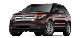 2011 Ford Explorer FWD 4dr XLT