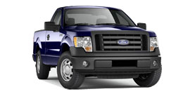 Ford F-150 Regular Cab 6.5' Box XL