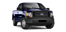 Ford F-150 SuperCab 6.5' Box XL