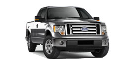 2011 Ford F-150 2WD SuperCab 145 XLT