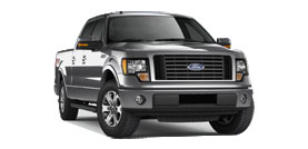 Ford F-150 SuperCrew 5.5' Box FX2
