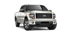 Ford F-150 SuperCrew 5.5' Box FX4