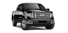 Ford F-150 SuperCrew 5.5' Box Lariat