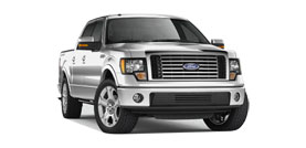Ford F-150 SuperCrew 5.5' Box Lariat Limited