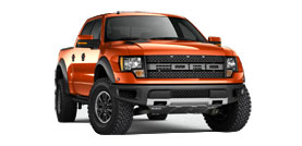 Ford F-150 SuperCrew 5.5' Box Raptor