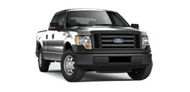 Ford F-150 SuperCrew 5.5' Box XL