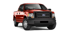 2011 Ford F-150 2WD SuperCrew 145 Lariat
