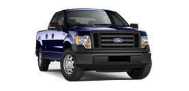 Ford F-150 Supercrew 5.5' Box King Ranch