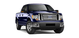 Ford F-150 SuperCrew 5.5' Box XLT