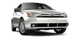 2011 Ford Focus SE 4D Sedan