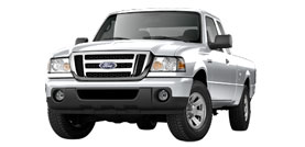Ford Ranger SuperCab 2-Door 6' Box XL