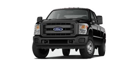 Ford Super Duty F-350 Crew Cab 6.75' Box XL