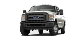 Ford F350 6.75' Box XL