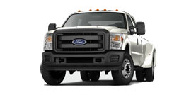 Ford Super Duty F-350 Crew Cab (DRW) 8' Box XL