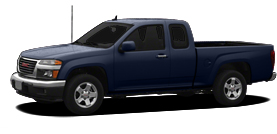 GMC Canyon Extended Cab WT
